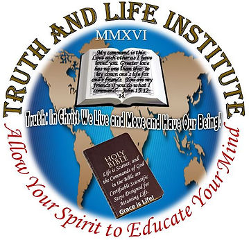 Logo - Truth and Life institute, Incorpo