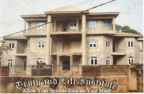 Future Site of Truth and Life Science Academy in Nigeria