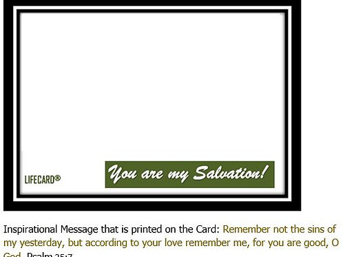 Inspiration Card 1065