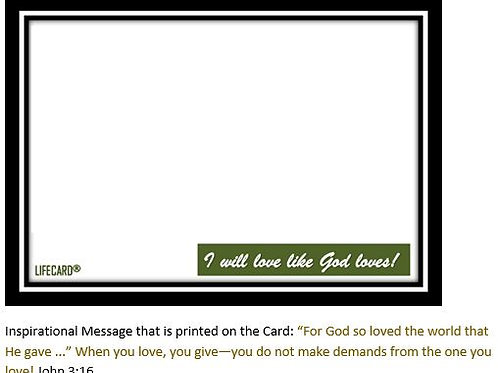 Inspiration Card 1101
