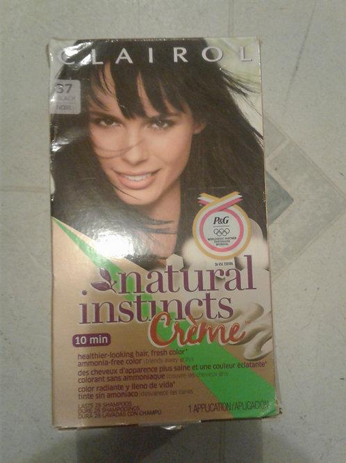 CLAIROL Natural Instincts Creme (37 Black)