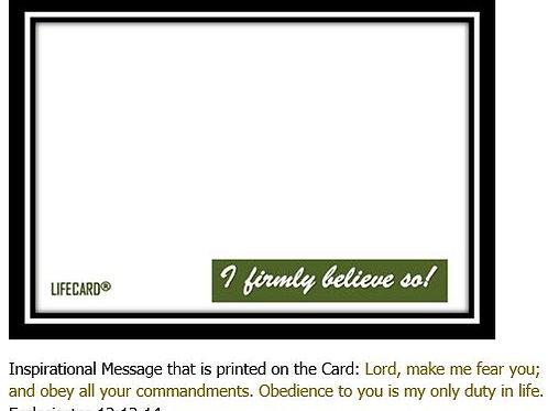 Inspiration Card 1051