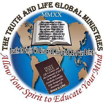 Logo - The Truth and Life Global Ministr