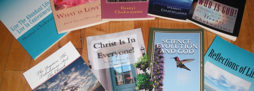 We have a great selection of Books that will help your journey of faith