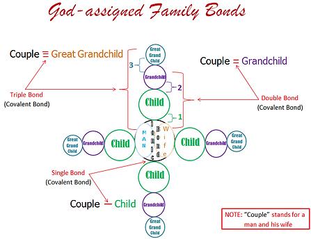 tangled pair - Family Bonds mimicks Chem