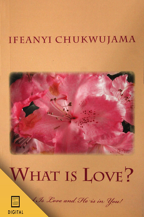 What is Love (DIGITAL VERSION)