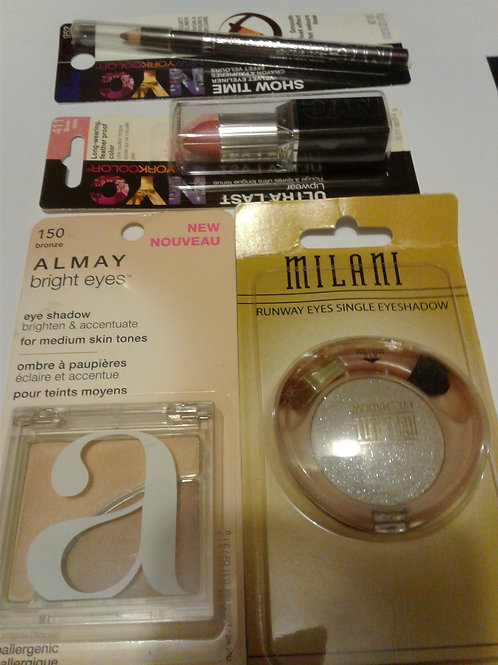 Almay bright eyes, Eye Shadow, 150 Bronze, 0.11 oz