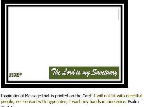Inspiration Card 1067