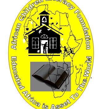Logo of African Children Literacy Foundation