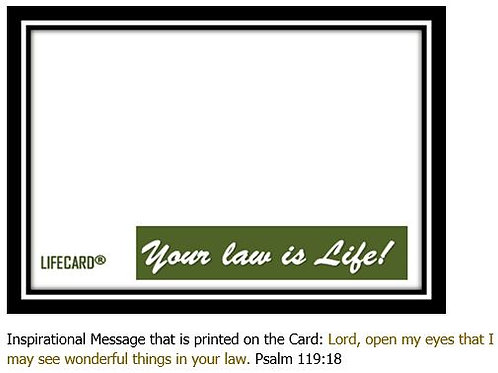 Inspiration Card 1010