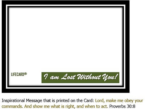 Inspiration Card 1048