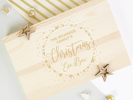 Have you got your Christmas Eve box?