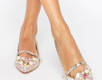 This week we're loving: Glam Flats