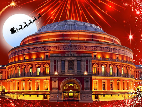 Christmas at: The Royal Albert Hall