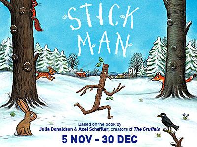 Theatre review: Stick Man