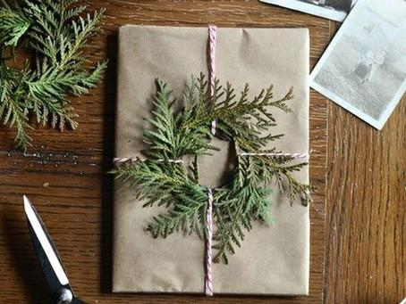 Wrap ideas: Natural