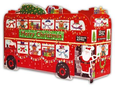 Traditional Advent Calendars £8.99