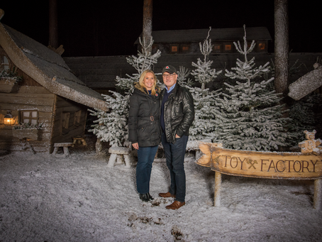 Sunday Spotlight: LaplandUK founders Mike and Alison Battle