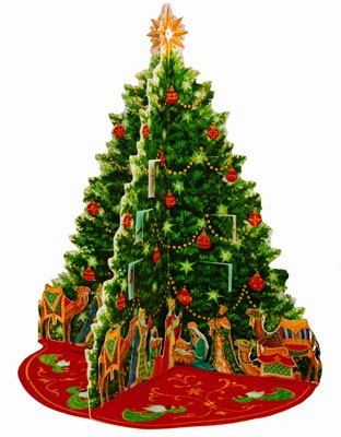 Traditional Advent Calendars £9.49