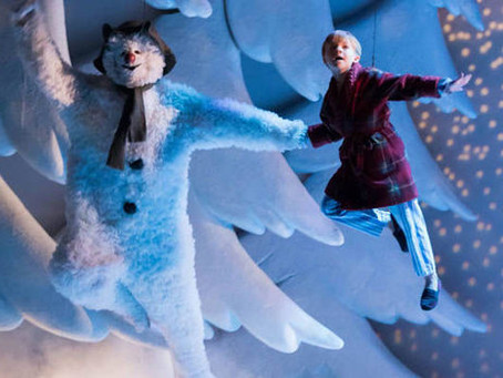 Theatre review: The Snowman