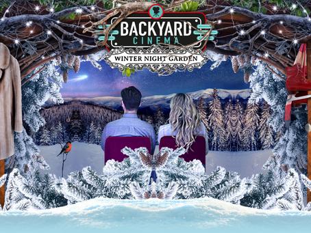 Backyard Cinema's 'The Winter Night Garden'