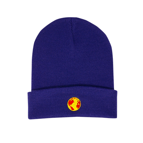 Hat Purple