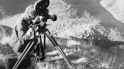 Michael Oppitz讲座:如何在险峻的山地拍摄电影?