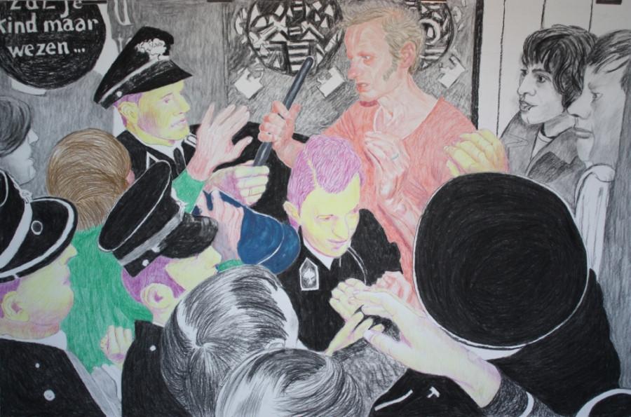 新来的驻地艺术家以及讲座预告:Pedro Bakker