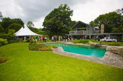 Pool Tent + Guests 1