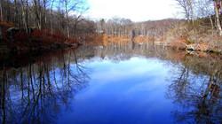 OptOutside Hike at EKHNP 11-27-15 - Beemon Pond color 2 credit MSimmons