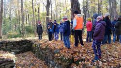 Investigation along the Heritage Trail 3 Tobin Preserve Oct 2015 MCherniske