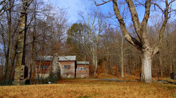 OptOutside Hike at EKHNP 11-27-15 - Barn-Lodge credit MSimmons