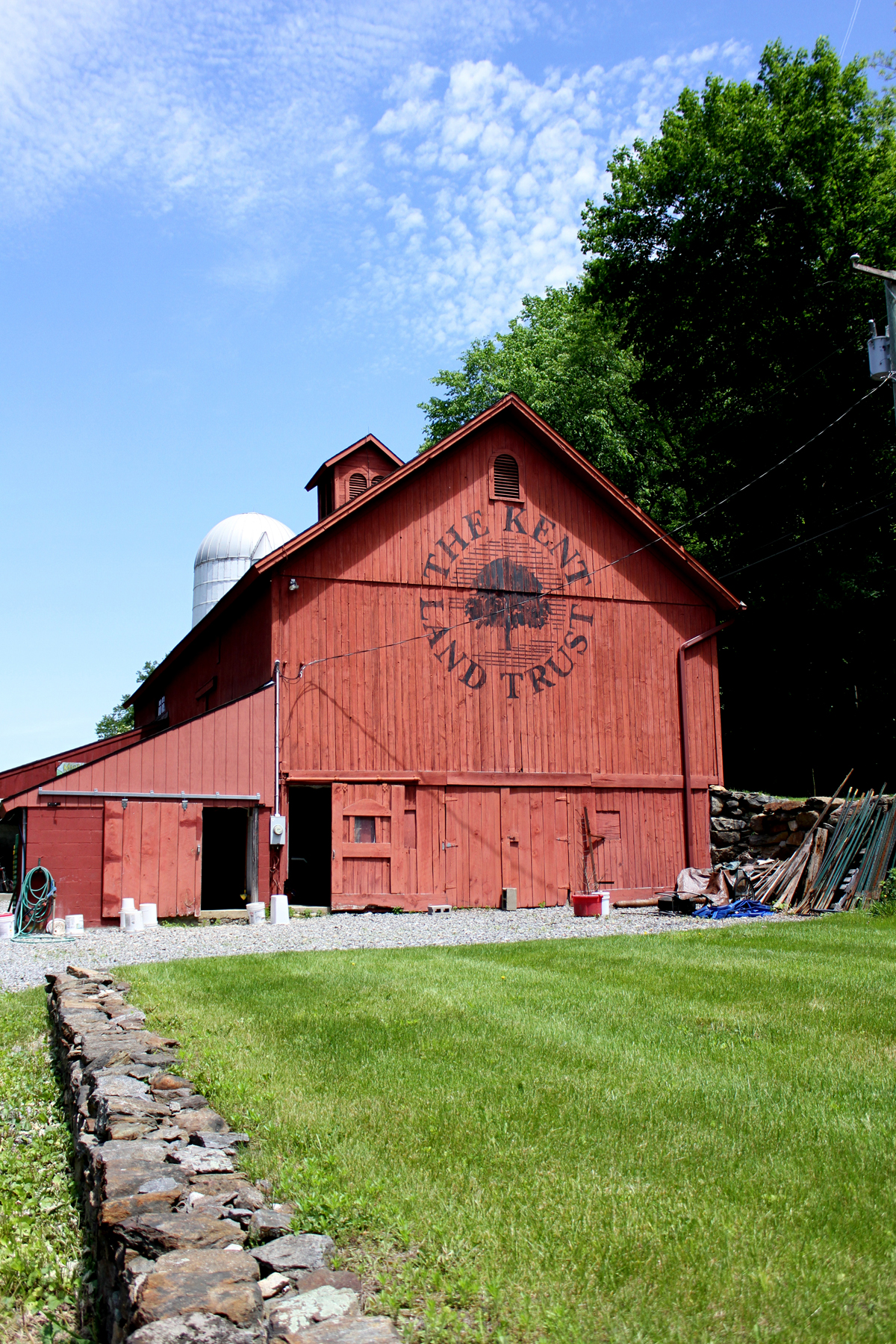 KLT Barn 1 WFlanagan June 2014
