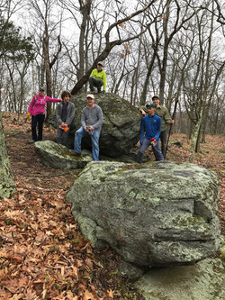 The crew at Bull Mountain 2