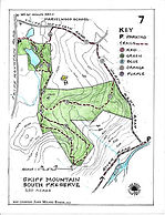 Bull Mountain Preserve Trail Map