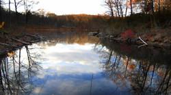 East Kent Hamlet Nature Preserve Beeman Pond Nov 9 2014 courtesy MSimmons
