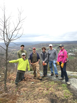The crew at Bull Mountain 3