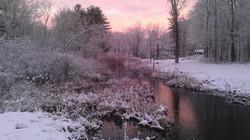 Kent snowscape - Christine Branson Dec 14 2013