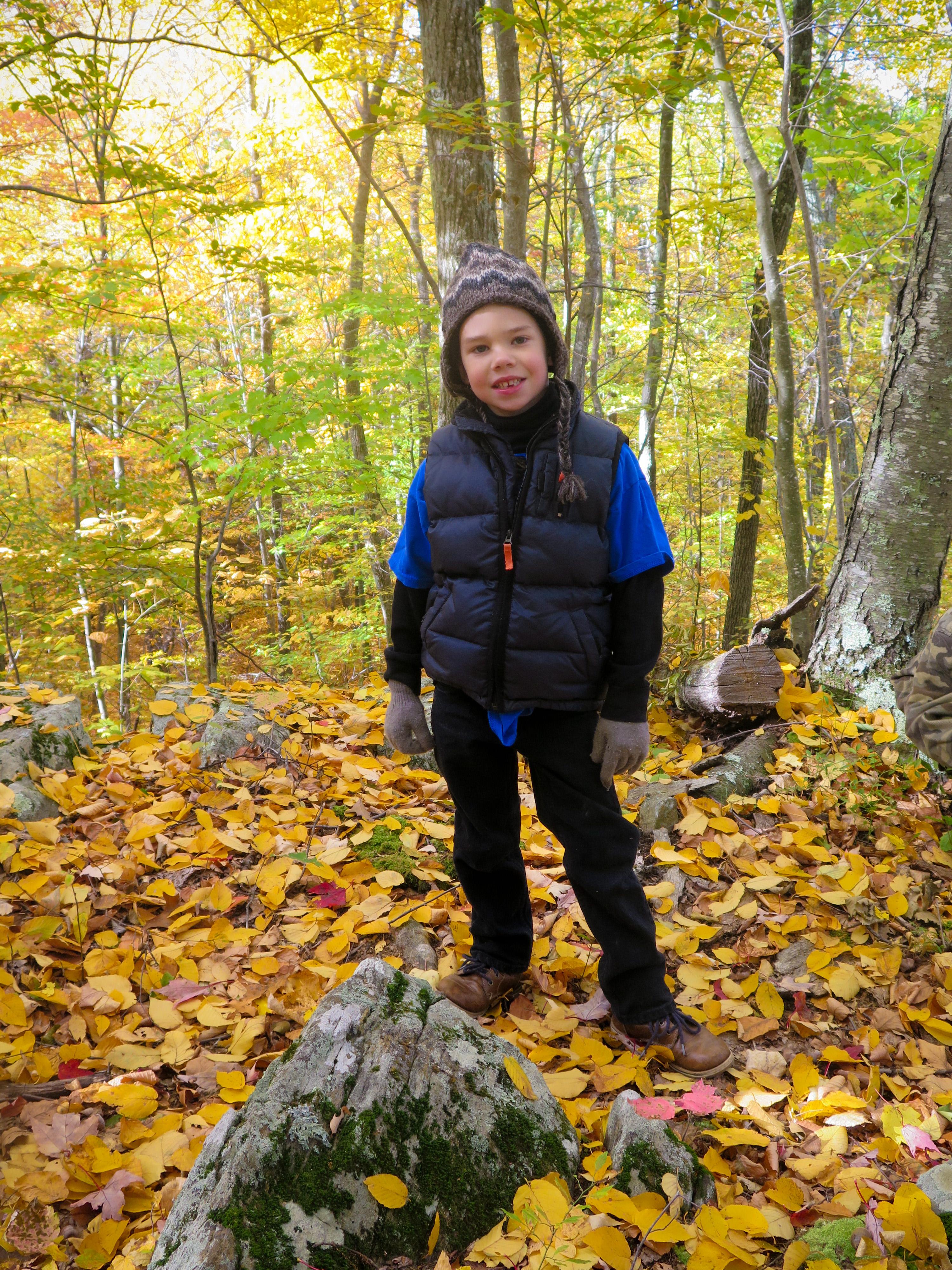 Chase in the Tobin Preserve Oct 2015 MCherniske
