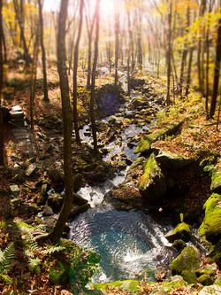 West Aspetuck Falls, EKHNP