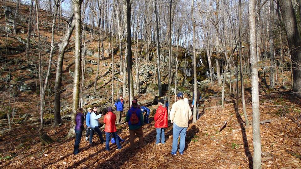 OptOutside Hike at EKHNP 11-27-15 - Hiking group credit MSimmons