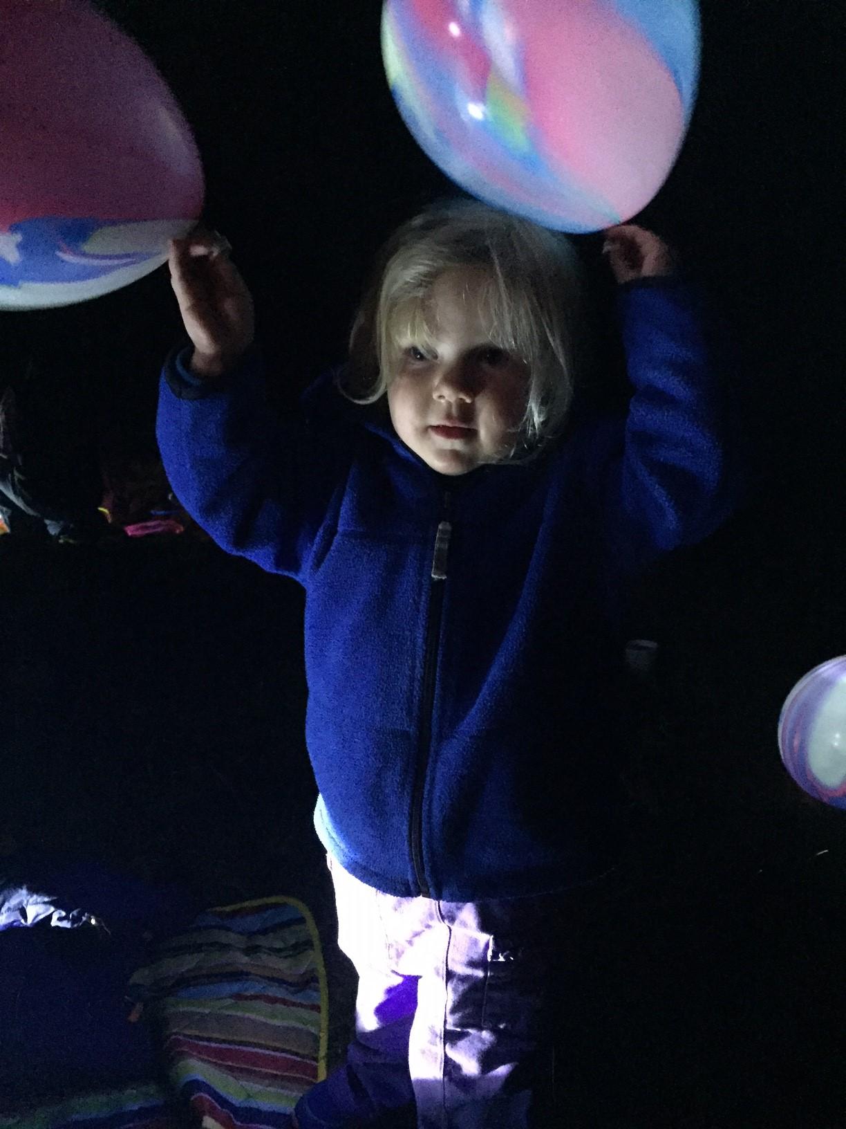Glo Balloons