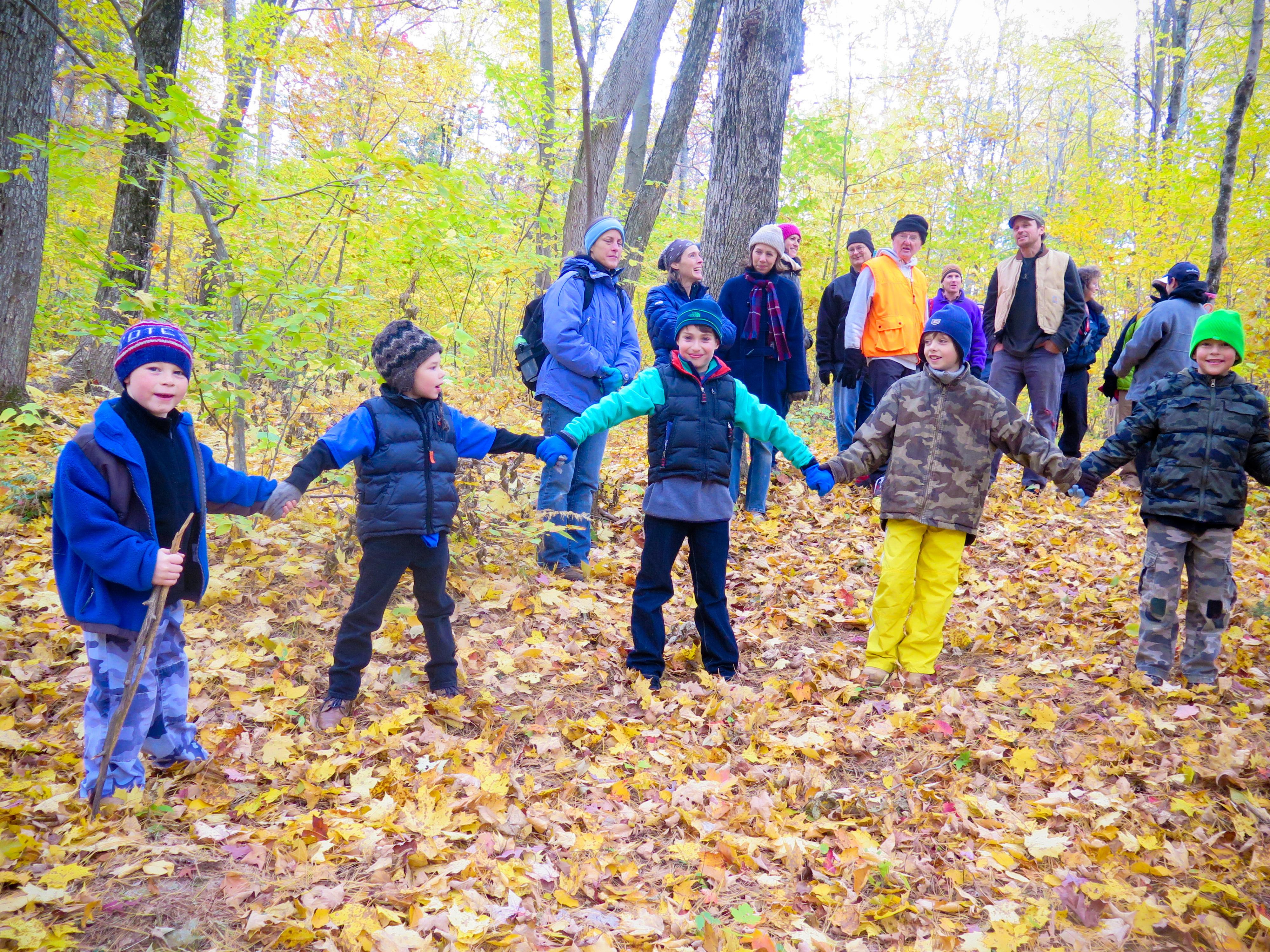 Tree Circumference Tobin Preserve Oct 2015 MCherniske