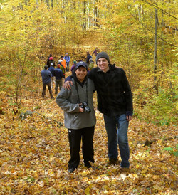 Lucas and Anthony Tobin Preserve Oct 2015 LDoss