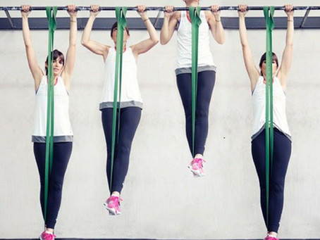 Should I Use Resistance Bands For Pull Ups?