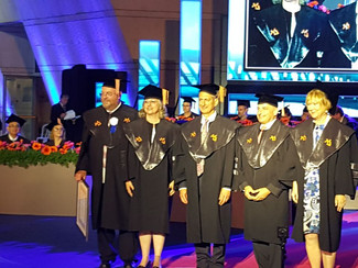 Dr. David Dangoor receives Honorary Doctorate from Bar-Ilan University