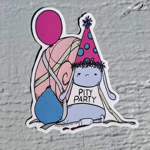 Pity Party - Sticker