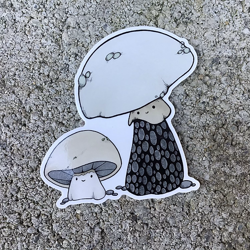 Fun guys - Sticker