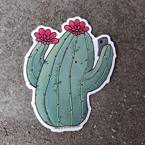 Selfie - Sticker
