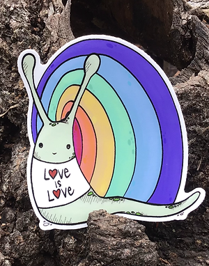 Love is Love - Sticker